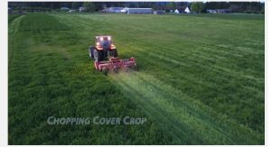 Evan Kruse - Chopping Cover Crops (FIXatioN Field)