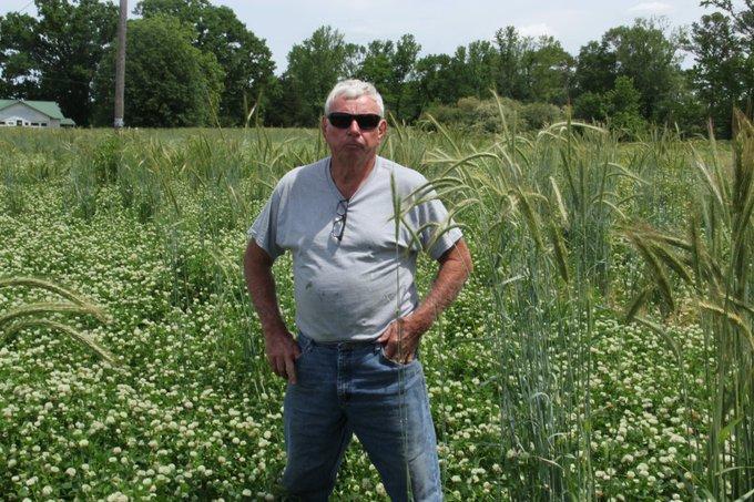 Soil Health is Key- Vinemont